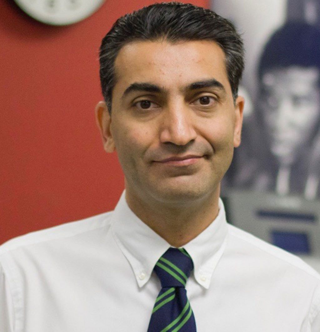 Dr. Hossein Kashefi