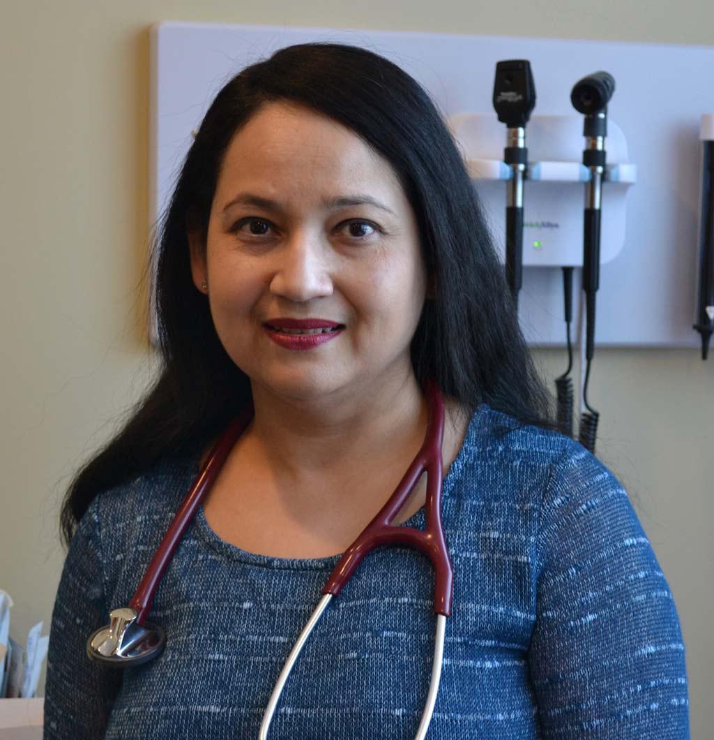 Dr. Fatema Begum